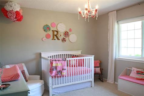 Baby Nursery Decor Wonderful Baby Girl Nursery Simple Nursery Decorating Ideas