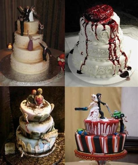 Walking Dead Cake Decorations by I Want This For Wedding Cake Walking Dead Wedding