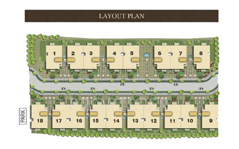 layout landmark 1 1310 sq ft 2 bhk 2t apartment for sale in landmark group