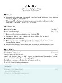 App slide resume format 5 summary part of minml co
