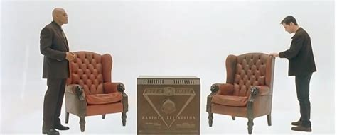 Morpheus Chair Matrix by The Wachowskis The Matrix Construct Genius
