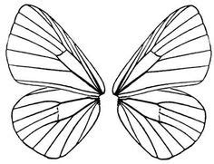 butterfly key template 1000 images about wings on wings