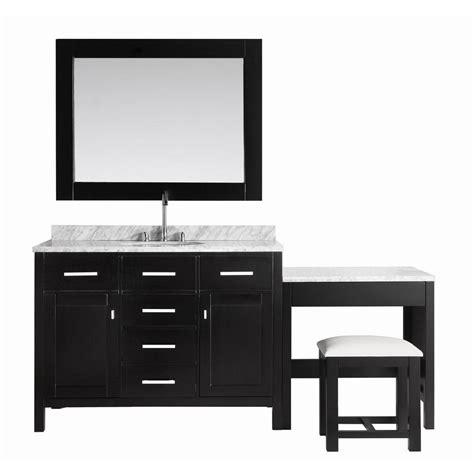 design elements vanity home depot design element london 48 in w x 22 in d vanity in