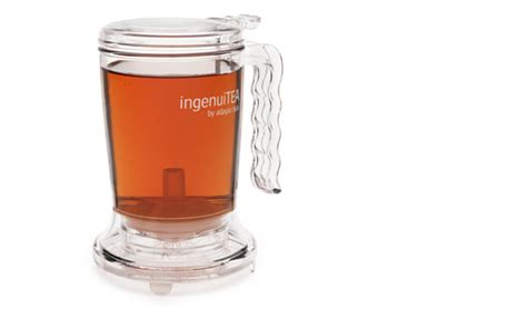 Review The Ingenuitea Microwavable Tea Pot by Review The Ingenuitea Microwavable Tea Pot Lifestyle