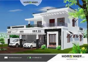 3 Bedroom House Plans Indian Style Contemporary Archives Indian Home Design Free House