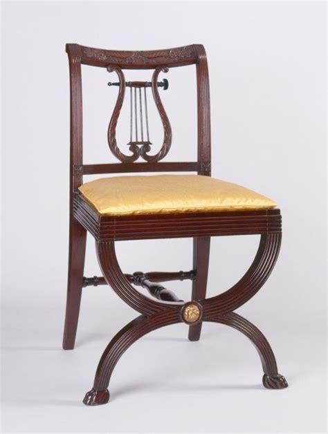 Chaise De Bureau 1815 by Duncan Phyfe Side Chair 1815 20 Antiques