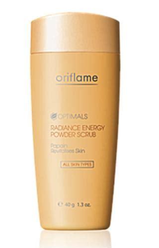 Scrub Oriflame oriflame optimals radiance energy powder scrub review