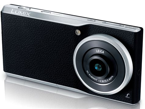 Hp Panasonic Lumix Smart panasonic lumix dmc cm10 quot smart quot ditches the phone slashgear