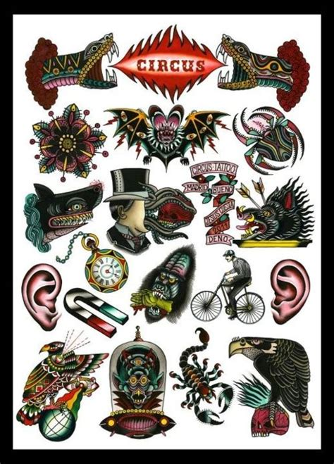 traditional tattoo flash tattoo ideas pinterest on