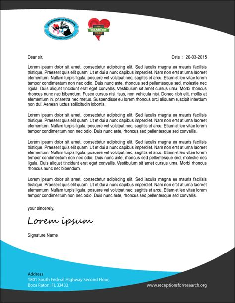 letterhead for charity letterhead for charity 28 images letterhead design for