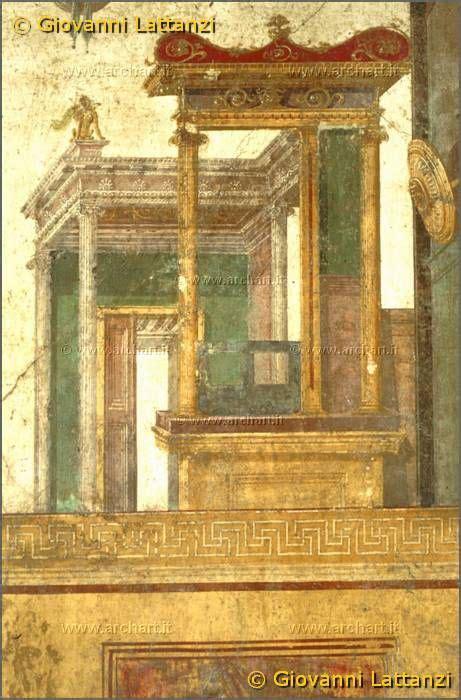 pompei casa dei vettii pompei casa dei vettii pompeii herculaneum 233 szete