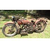 Barn Bike 1930 Harley Davidson