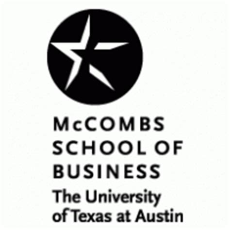 Mccombs Mba Communication by Mccombs School Of Business Logo Vector Eps Free