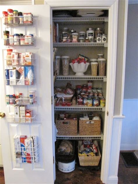 how to organize a small pantry closet kitchen clean up link beneath my