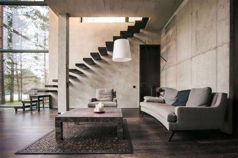 desain rumah industrial modern arcadia desain