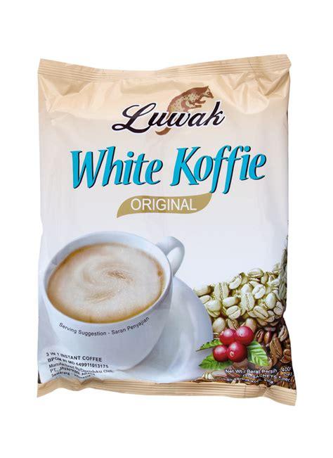 Kopi Luwak Premium Coffee Powder 165gr Tanpa Gula Kopi Murni Hitam Ori luwak white koffie original pck 20x20g klikindomaret