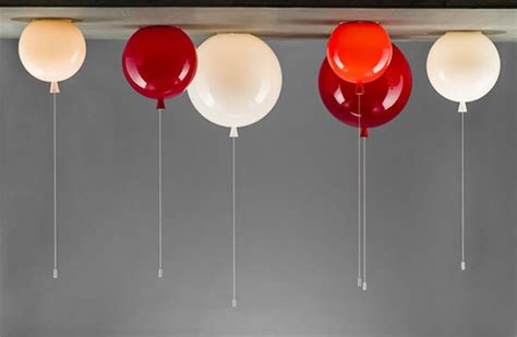 light   childs room  balloons handmade charlotte