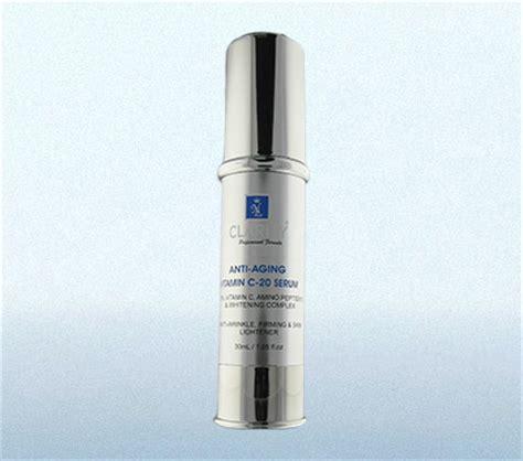Vio Serum Whitening Anti Aging clarity 174 anti aging whitening serum c 20 clarity salon