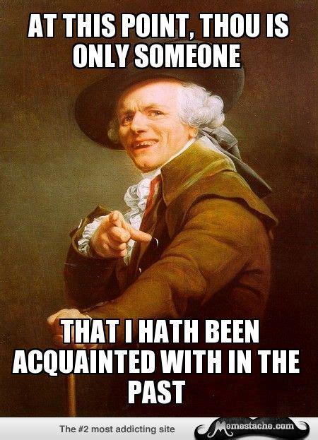 Ducreux Meme - 25 awesome joseph ducreux memes bing images clever