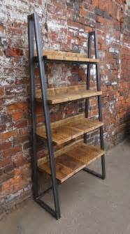 Bookcase Shelving Units Best 25 Wood And Metal Desk Ideas On Pinterest Painted