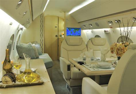 International Jet Interiors by International Jet Interiors Luxury Jets February 2016