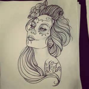 25 vintage catrina tattoos design ideas 50 fascinating catrina tattoos