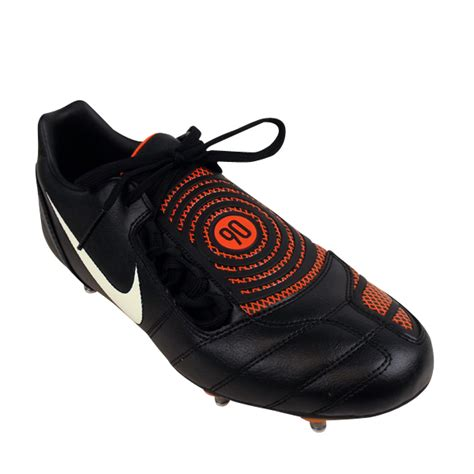 mens size 10 football boots mens nike total 90 shoot ii sg soft ground football