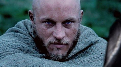 ragnar lothbrok cut his hair 22 best vikings history channel images on pinterest