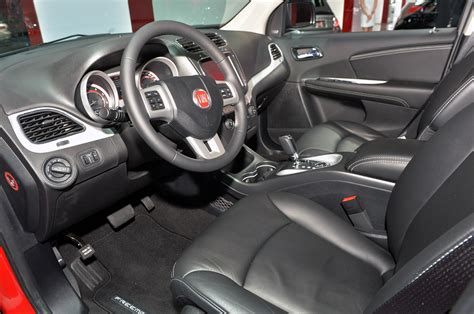 fiat freemont interior 2014 fiat freemont black code wallpaper wallpaper wide hd
