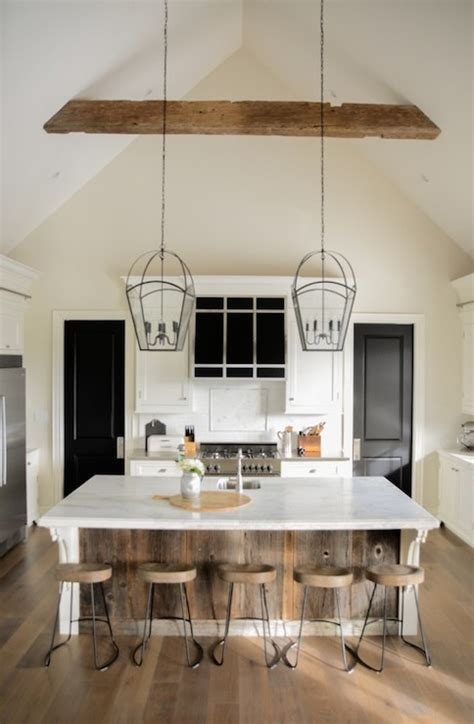 Kitchen Island With Seating For Small Kitchen by Barn Board Island Transitional Kitchen Benjamin
