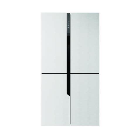 Kulkas Gea 1 Pintu jual gea rq 56wc side by side kulkas 4 pintu putih khusus jabodetabek harga