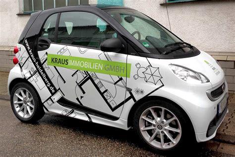 Immobile De Auto by Fahrzeugbeschriftung Aus Heidelberg Bei Mannheim Vom Experten