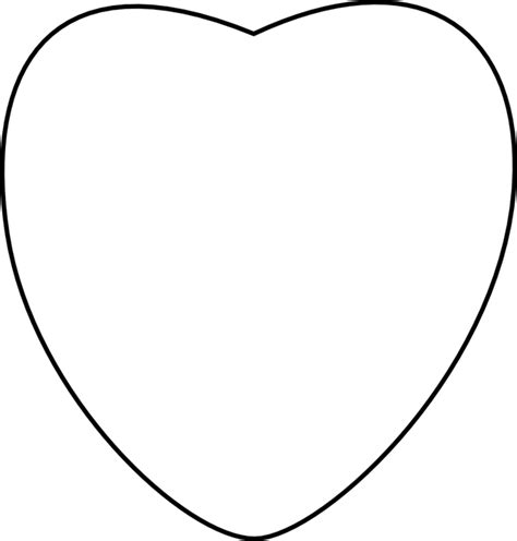 conversation heart coloring page 8 best images of blank and white valentine banner