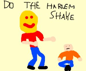 Do The Harlem Shake Raglan harlem shake