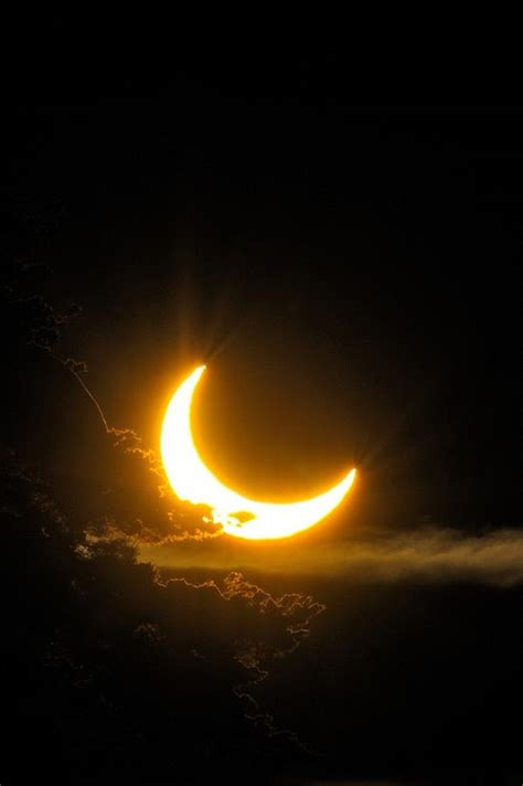 beautiful solar eclipse god s beautiful handiwork