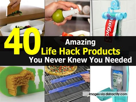 life hacks for home 40 amazing life hack products you never knew you needed