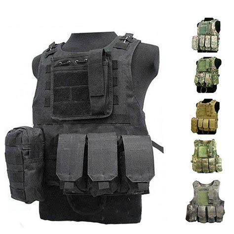Vest Swat tactical swat airsoft molle combat assault