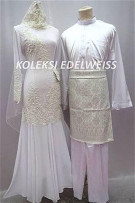 Baju Melayu Nikah Putih set nikah dress baju melayu warna lace grey set dress nikah sedondon grey