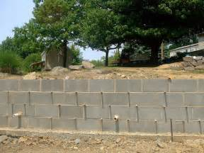 wall concrete block retaining wall retaining wall pavers