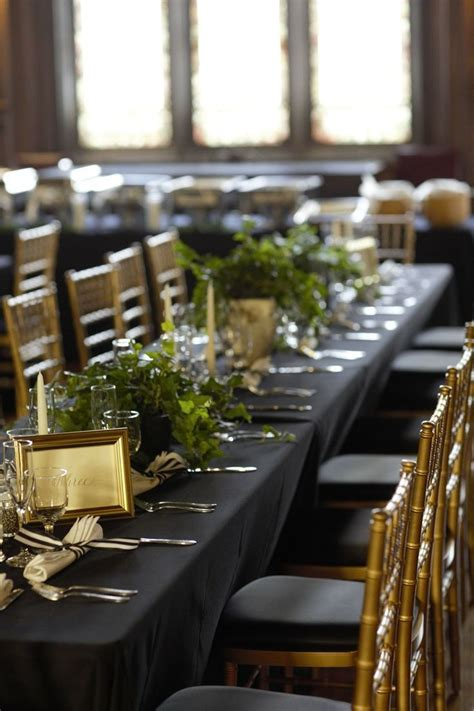 Black Linen In November by Our November Wedding Chairs Black Linen And Inspiration