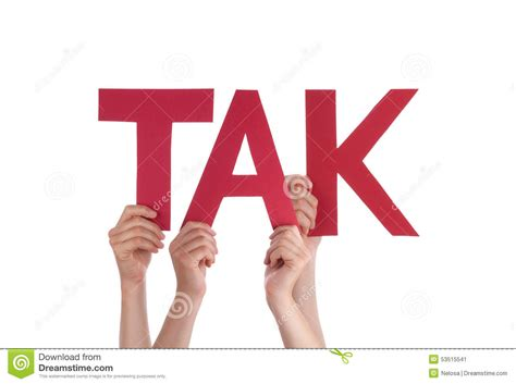 Character Means Letter Or Word hold word tak means thanks stock