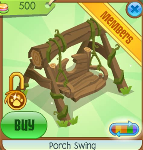 swing jam porch swing 2014 animal jam wiki fandom powered by wikia