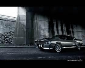 Ford Mustang Eleanor Eleanor Mustang Wallpapers Wallpaper Cave