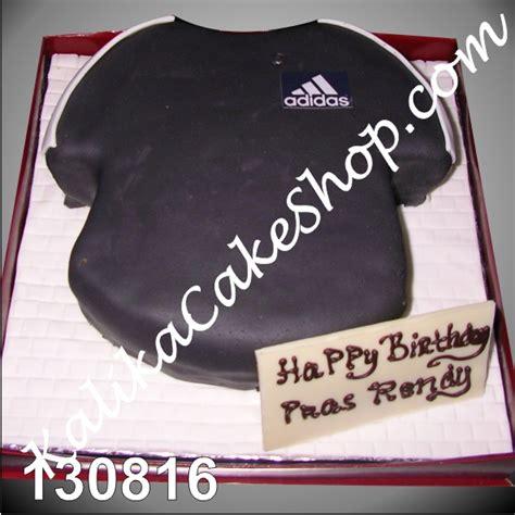 Kaos T Shirt Adidas Logo Promoo adidas t shirt cake kue ulang tahun bandung