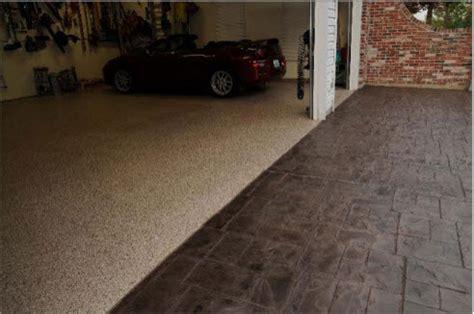 1 Day Garage Floor by 1 Day Garage Floor Chicago Sundek Seattle St Stain