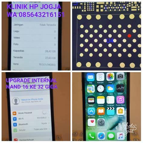 iphone  upgrade nand  giga  giga klinik hp