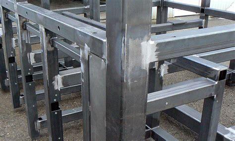 Schwerlast Gestelle by Schwenkel Metallbau Stahlkonstruktionen