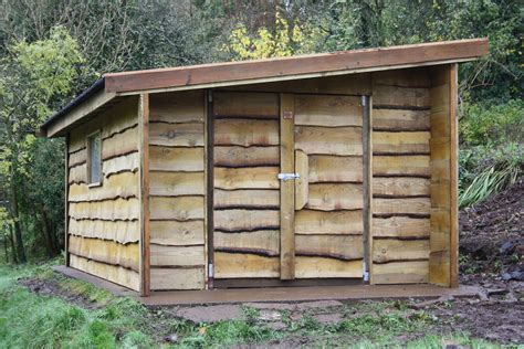 Wooden Shed by Waney Edge Shed Lodge Ebay