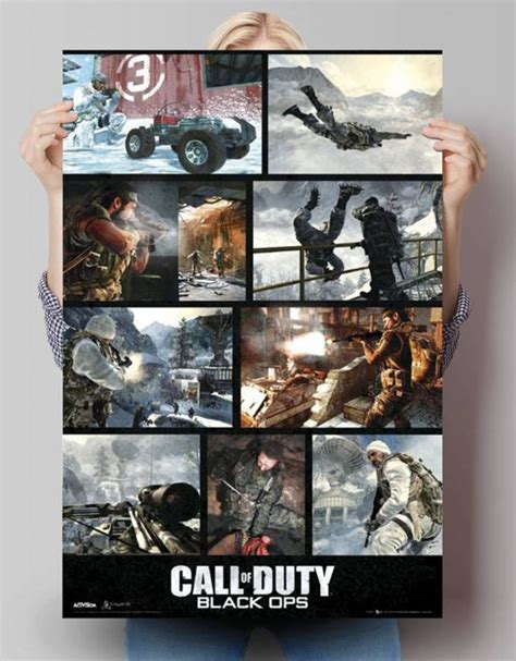 Call Of Duty 61 bol reinders poster call of duty black ops
