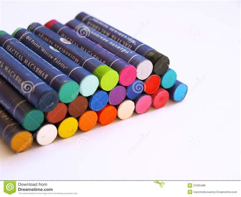Crayon Pastel pastel crayons stock photo image of decorate color 21005488